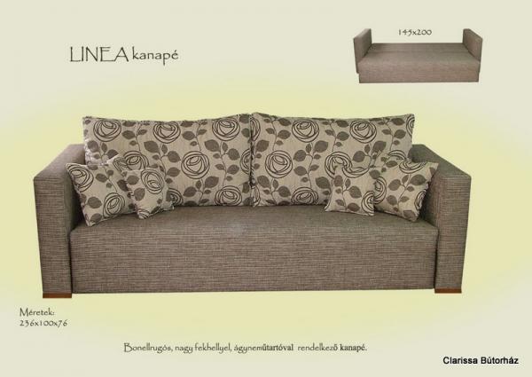 LINEA kanapé