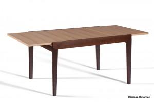 Verrino asztal álg bükk-pác bükk